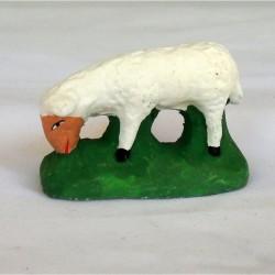 Santon Le Mouton qui Broute...