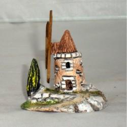 Moulin  puce