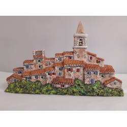 Village Plaque